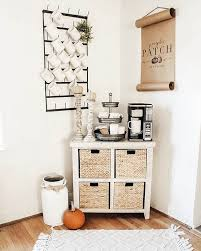 They include breakfast nook ideas, reading nook ideas, kitchen nook ideas, kids' nook ideas and so much more. 26 Home Coffee Station Ideas To Help You Quit Starbucks Posh Pennies