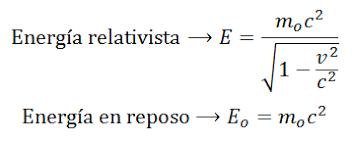 Física del Siglo XX: Relatividad | EL GATO DE SCHRÖDINGER. Blog de física y  química.