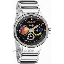 "men s d g code chronograph watch dw0209 watch shop comâ""¢ mens d g code chronograph watch dw0209"