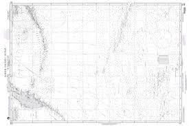 Ocean Pacific Size Chart Nga Nautical Chart 521 Pacific Ocean Middle Part