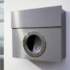 modern wall mount mailbox. Radius Design Letterman Wall Mounted Mailbox Moderm Room Modern Mount N
