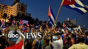 Cuba ambassador on protests: 'There ...