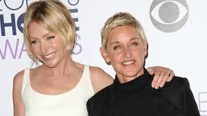 Ellen And Portia Ellen Degeneres Portia De Rossi Finally Have A Kid Video