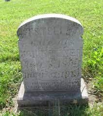 Estella Riggs Tener (1894-1919) - Find A Grave Memorial