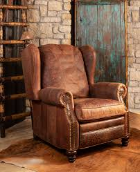 cowboy rugged recliner
