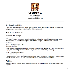 Profile section resume Profile Section Resume Inline Divine Photo How Write  Professional Genius Accounting Sample Experience