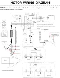 minn kota 24 36 volt terrova st control board 2774014 northland 36 volt trolling motor wire size at 36 Volt Trolling Motor Wiring Diagram