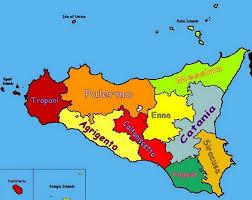 Cartina Geografica Sicilia Africa Pieterduisenberg