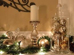 Decorating Ideas For Glass Jars Mantel Christmas Decorating Ideas Designed By Glass Jar With 72