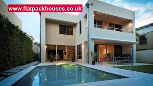 Flatpack House Flat Pack Eco Build Houses By Flatpackhousescouk Youtube
