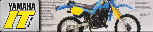 yamaha it. history yamaha it