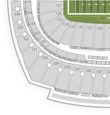 Download Hd Arrowhead Stadium Seating Chart Parking T