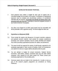 Cost Proposal Templates 100 Proposal Templates Examples Samples 53