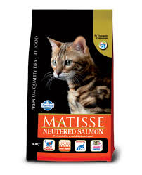 Farmina <b>Matisse Neutered Salmon</b> Cat Food