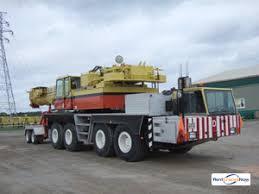 110 Ton Demag Ac 265 Crane For Rent In Elkview West Virginia