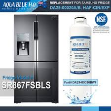 samsung fridge water filter replacement. Image Is Loading Intended Samsung Fridge Water Filter Replacement