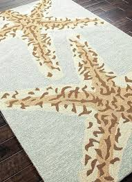beach house style area rugs cottage coastal themed sea turtles rug hooking bright wool furniture excellent wonderful best ideas tal insi
