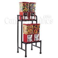 Northwestern Vending Machines Adorable Northwestern Candy And Gumball Vending Machine Rack Buy Vending