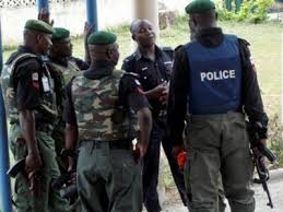 Image result for pictures of Nigerian mobile police officers on duty