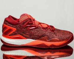 adidas basketball shoes 2016. adidas crazylight boost 2016 low mens basketball shoes new solar red b42389