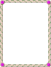 jeweled ivy page frame border -  /page_frames/floral/jeweled_ivy_page_frame_border.png.html