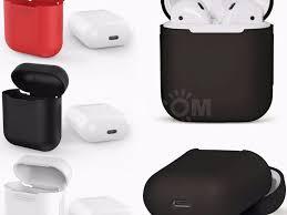 Чехлы для AirPods - 500 руб. Сотовые телефоны и связь ...