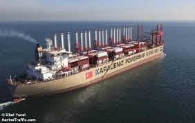 KARADENIZ POWERSHIP KAYA BEY (Power Station Vessel) Registered in Liberia -  Vessel details, Current position and Voyage information - IMO 7925546, MMSI  636016802, Call Sign D5HW7 | AIS Marine Traffic