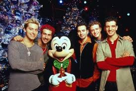 merry christmas and happy holidays nsync. Perfect Happy Happy Holidays From NSYNC And Mickey  For Merry Christmas And Nsync