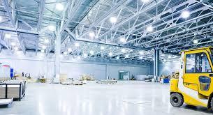 commercial led lighting upgrade