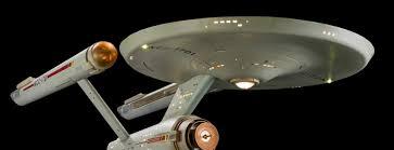 Uss Enterprise Light Up Model Star Trek Starship Enterprise Studio Model