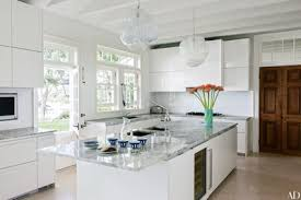 Pendant kitchen lighting Farmhouse Jeff Zimmerman Designed The Transparent Bubblelike Pendant Lights In The Kitchen Of Tranquil Waterfront Home Architectural Digest 31 Kitchens With Pretty Pendant Lighting Architectural Digest