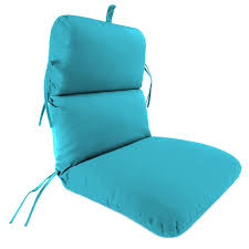 Charming High Back Patio Chair Replacement Cushions 39 In Modern