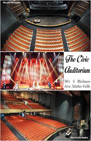 Civic Auditorium Seating Chart If Civic Center For The Performing Arts Rental Services