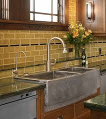 Kitchen Sinks For Granite Countertops Steel Sinks And Black Granite Countertops Stainless Steel Kitchen
