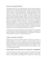 Q Colorantes Se Les Denomina Sinteticos Duilawyerlosangeles Que Colorantes Se Les Denomina Sinteticos L