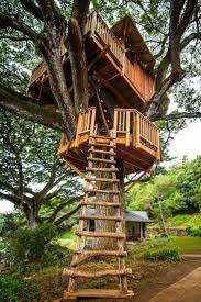 Small Picture Treehouse Small Space Design And Unique Woodworking With Tree