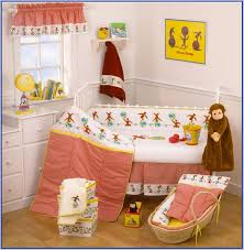 curious george bedding and accessories closeout