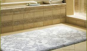 beautiful extra long bath rug cool long bathroom rugs delightful decoration extra long bath