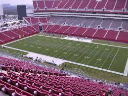 Raymond James Stadium View From Upper Level 340 Vivid Seats