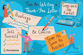 Thank You Note Examples Best Thank You Letter Examples And Templates