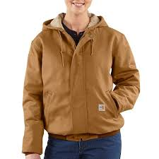 Carhartt Women's Quilted Flannel Lined Sandstone Active Jacket ... & Carhartt-Womens-Quilted-Flannel-Lined-Sandstone-Active-Jacket- Adamdwight.com