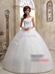 cheap wedding dress fashion wedding grown with men made diamonds