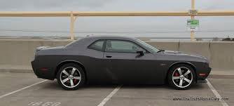Review: 2013 Dodge Challenger SRT8 392 (Video) - The Truth About Cars