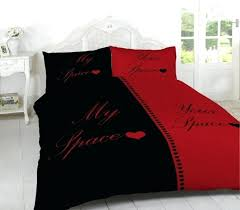 black duvet cover king my space your red and black duvet cover sets available in black black duvet cover king