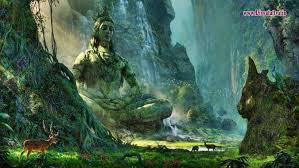 lord shiva wallpapers landscape
