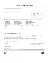 Lease Violation Form 2019 Lease Termination Form Fillable Printable Pdf Forms Handypdf