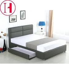 queen size leather bed bedroom furniture sets modern leather queen size storage bed frame