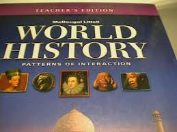 World History Patterns Of Interaction Online Textbook Delectable EBlueJay Mcdougal Littell World History Patterns Of Interaction