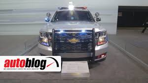 2015 Chevrolet Tahoe Police Pursuit Vehicle   2014 Chicago Auto ...