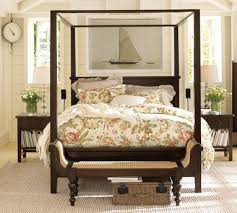 british colonial bedroom furniture. pottery barn farmhouse canopy bed and nightstands find this pin more on british colonial bedrooms bedroom furniture